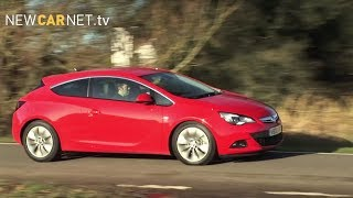 Vauxhall  Astra GTC 2012 Videos
