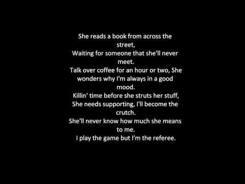Billy Talent -  Surrender Lyrics