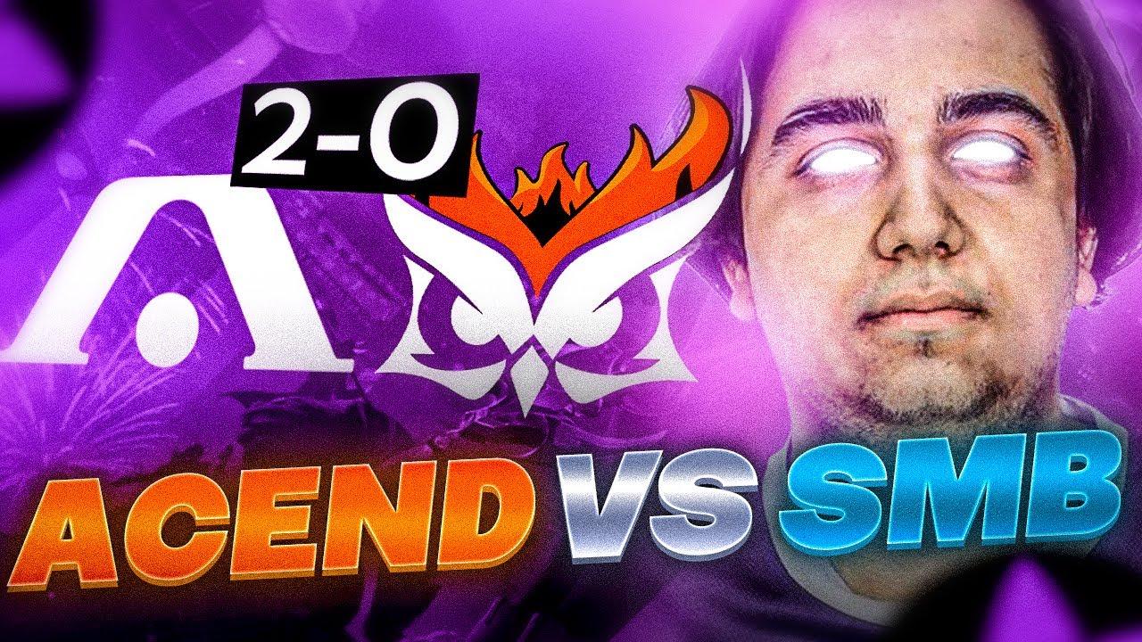 ACEND VS SUPERMASSIVE BLAZE | (EN İYİ ANLAR !)
