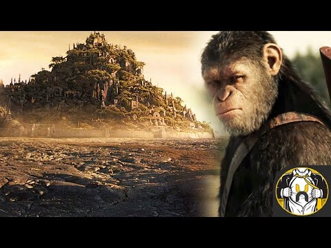 Where is Ape City? | War for the Planet of the Apes