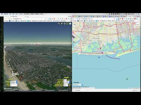 Flights-pro | cesiumjs org