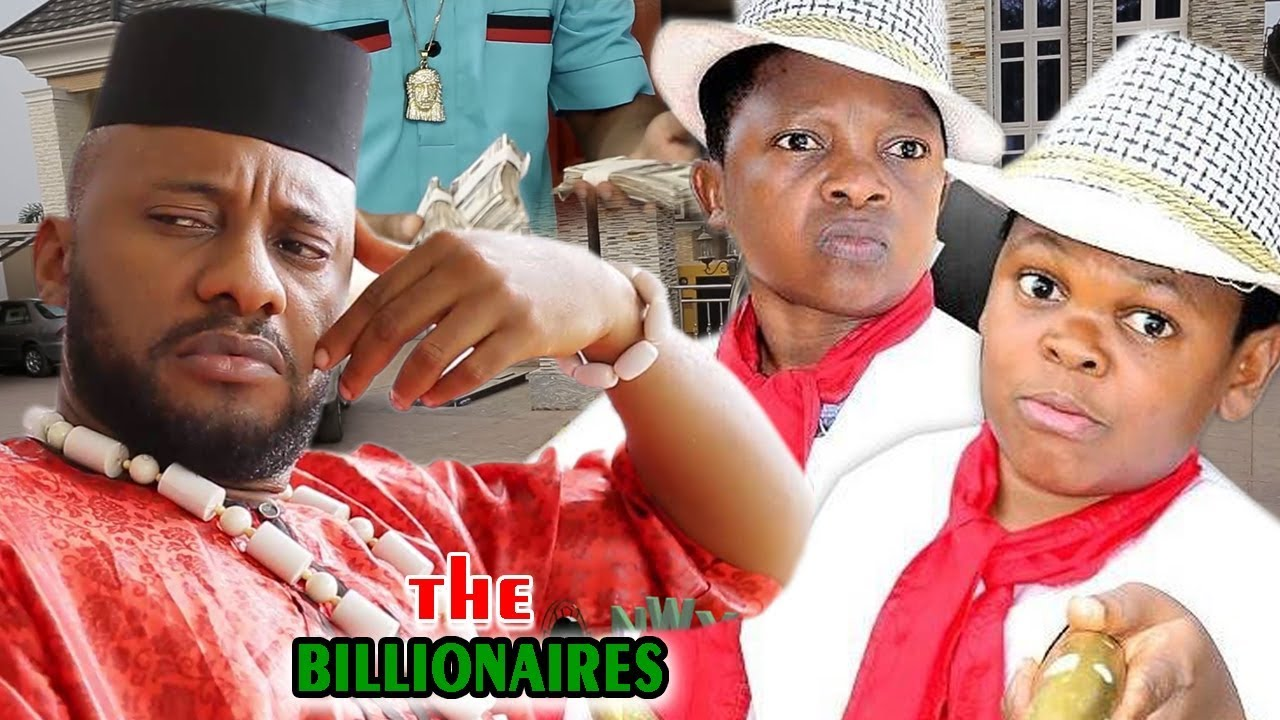 Download The Billionaires Season 3  - Movies 2018 | Latest Nollywood Movies 2018 | Family movie