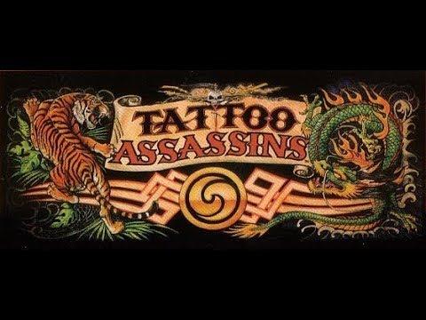 Tattoo Assassins (Arcade) {Prototype} - Tak Hara