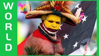 Hard Men & Hard Hits | Rugby League in Papua New Guinea