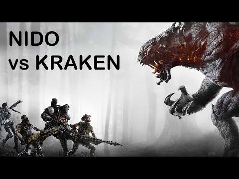 Evolve Nido Markov vs Kraken