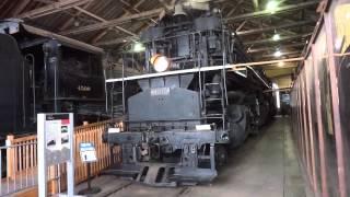 B&O Railroad Museum Tour April 2015