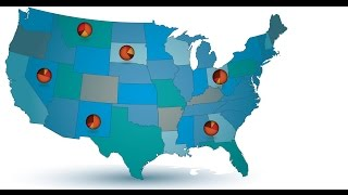 Creating a Map Visualization in Excel 2013 PowerView