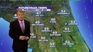 10 Days in 2 Minutes: Spring-Like Weather Takes a Break During Spring Break