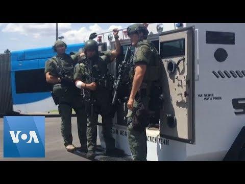 Multiple Fatalities Reported: SWAT Team Arrives at Scene of El Paso, Texas Shooting