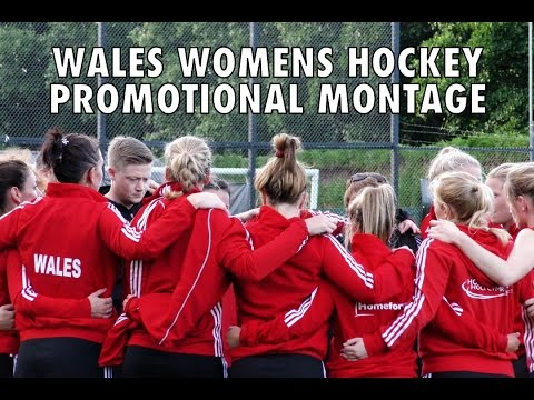 Wales Womens Hockey Promotional Montage
