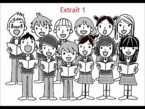 Qui chante ? Exercice 2