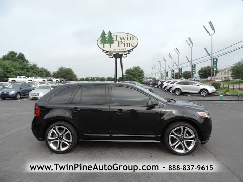2013 Ford Edge For Sale >> 2013 FORD EDGE SPORT FOR SALE LANCASTER PA - YouTube