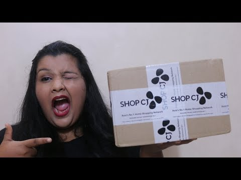 Shop CJ Haul And How Was My Experience | What's INSIDE The BOX ???