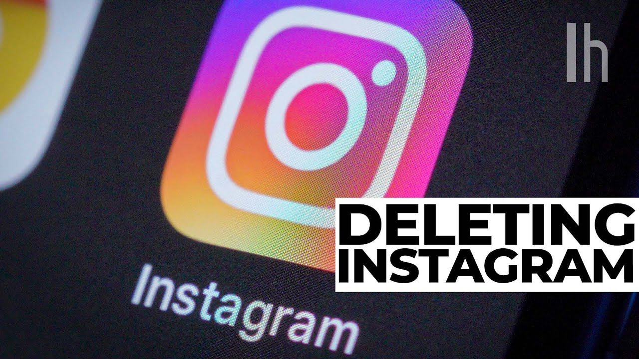 How to Delete Instagram for Good  |  Quick Fix