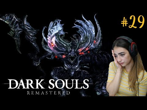Manus, Father of the Abyss! - Dark Souls Remastered Gameplay Walkthrough - Part 29