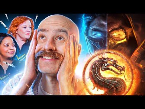 Mortal Kombat - всратый фильм, крутой фансервис. Сила Гром.