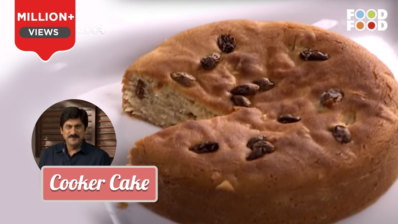 Eggless Sponge Cake Recipe By Sanjeev Kapoor