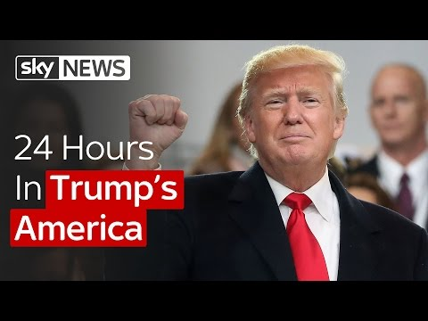 24 Hours In Trump's America