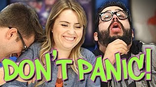 Don't Panic! on Sourcefed Plays!
