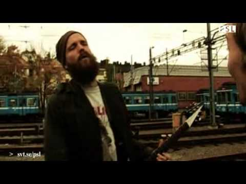 Musik Med: David Sandström Overdrive - Too Late But Still