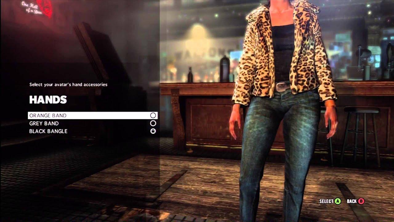 Max Payne 3 Character Customization Youtube