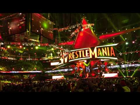 Randy Orton Entrance WM30