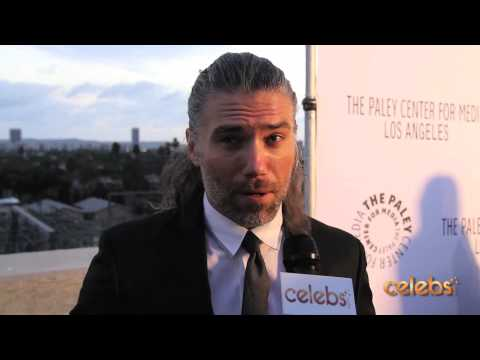 "Anson Mount Talks Clint Eastwood, Horses and Guns on ""Hell on Wheels"""