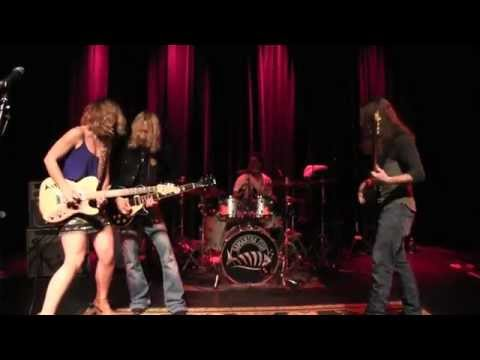 """Sympathy For The Devil"" SAMANTHA FISH BAND w/Paul Nelson - 6/6/15 FTC"