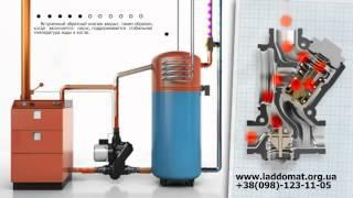 Laddomat 21, Ладомат, Ладдомат, трехходовой клапан(, 2013-01-28T20:41:23.000Z)