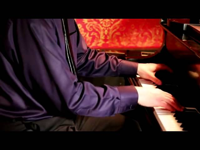 """Blue Point Blues"" - solo piano"