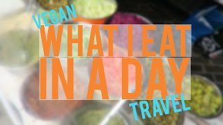 Vegan what I eat in a day 9   VLOG 60