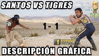#memes SANTOS TIGRES 1-1 LIGAMX APERTURA 2017