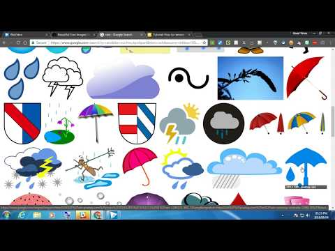 How to make picture background transparent in google slides