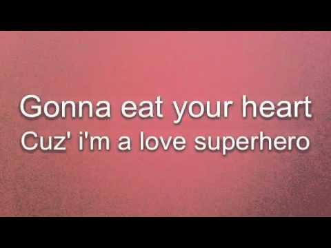 Love Superhero Lyrics