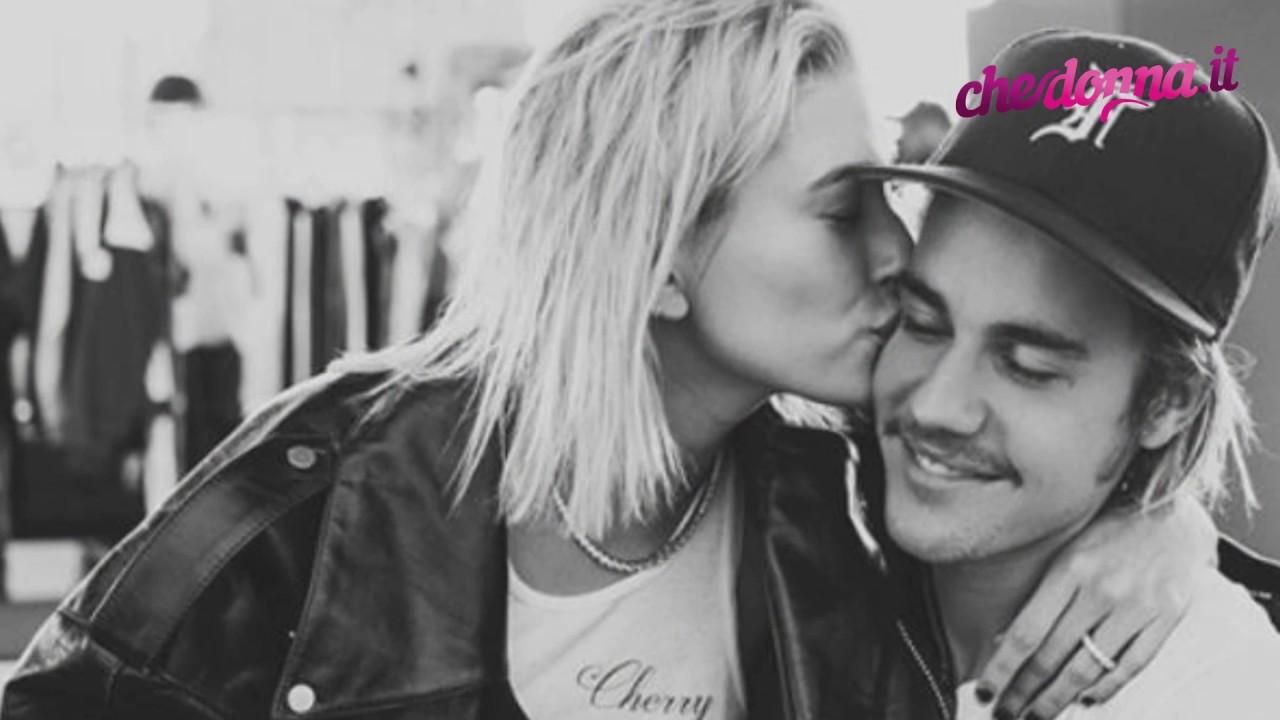 Matrimonio In Segreto : Matrimonio in segreto per justin bieber e hailey baldwin youtube