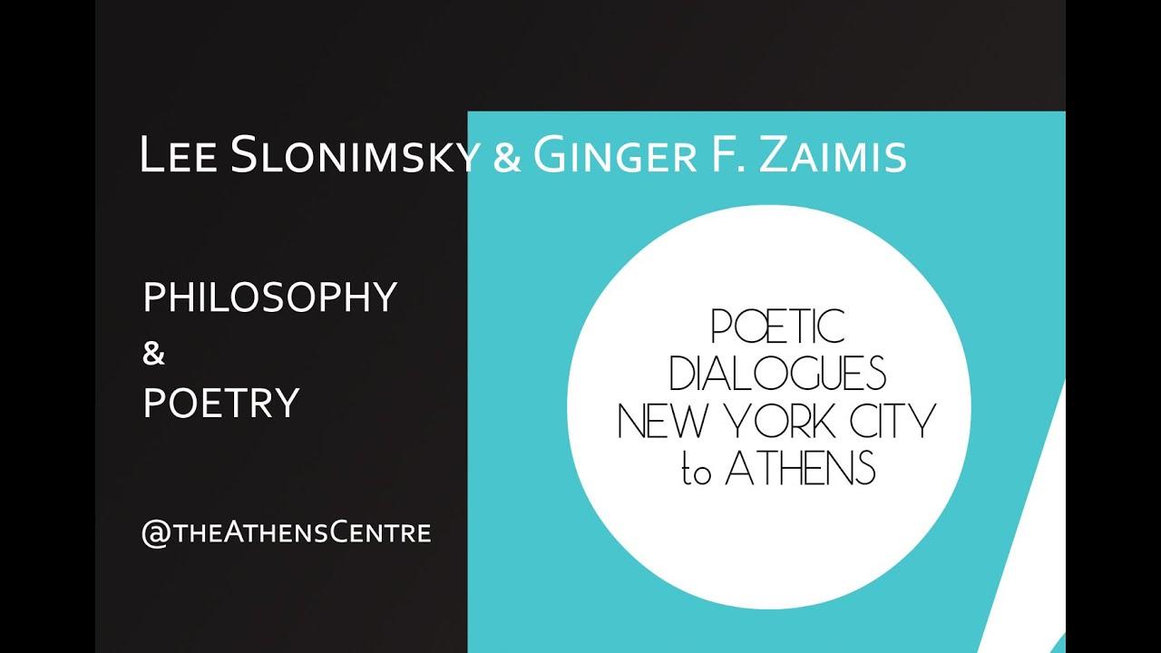 Nyc To Athens : Lee Slonimsky, Carol Goodman & Ginger F Zaimis