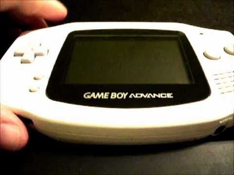 Cleaning my Rotten GBA Game Boy Advance - Oh What Fun!