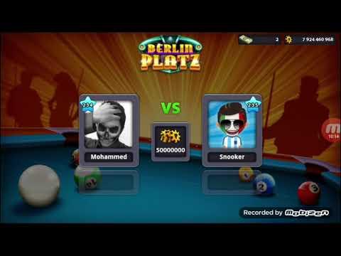 master mohammed vs snooker gamer berlin