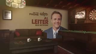 MLB Network's Al Leiter Talks Machado, Kershaw, MLB Cheating & More w/Dan Patrick | Full Interview