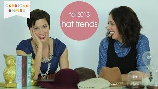 Fall & Winter Hat Trends, How to Wear a Hat Thumbnail