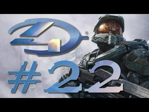 Halo 4 Gameplay #22 - Let's Play Halo 4 - German