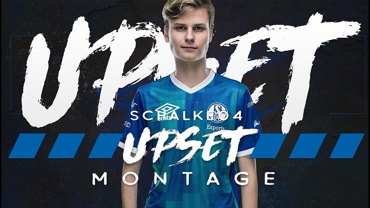 Fc Schalke 04 Esports Upset Challenger Soloq Adc Montage Youtube
