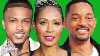 "Will Smith allowed August Alsina to ""date"" his wife Jada Pinkett Smith?! 