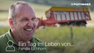 PÖTTINGER - Ein Tag im Leben von Familie Eichhorn [de]