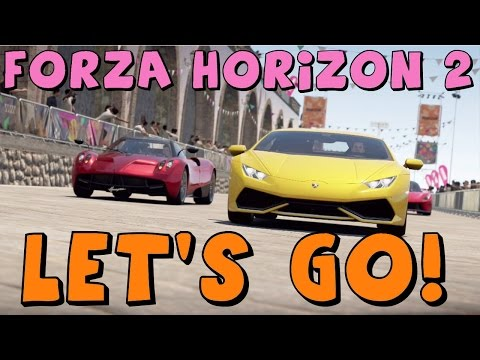 Forza Horizon 2 | Welcome to Europe!