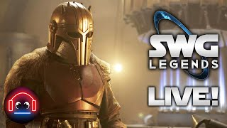 Learning To Craft RIS Armor - SWG Legends Live