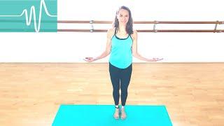 Pregnancy Pilates 'Dumb Waiter' (SAFE Prenatal Exercise) Jane Wake