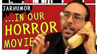 In Our Horror Movie - JARHUMOR Comics