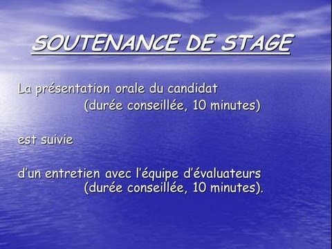 Diaporama Oral 3eme