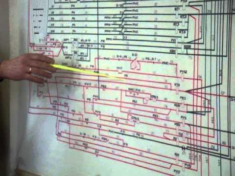 ТЭМ2 электр.схема 1.2 Подкачка